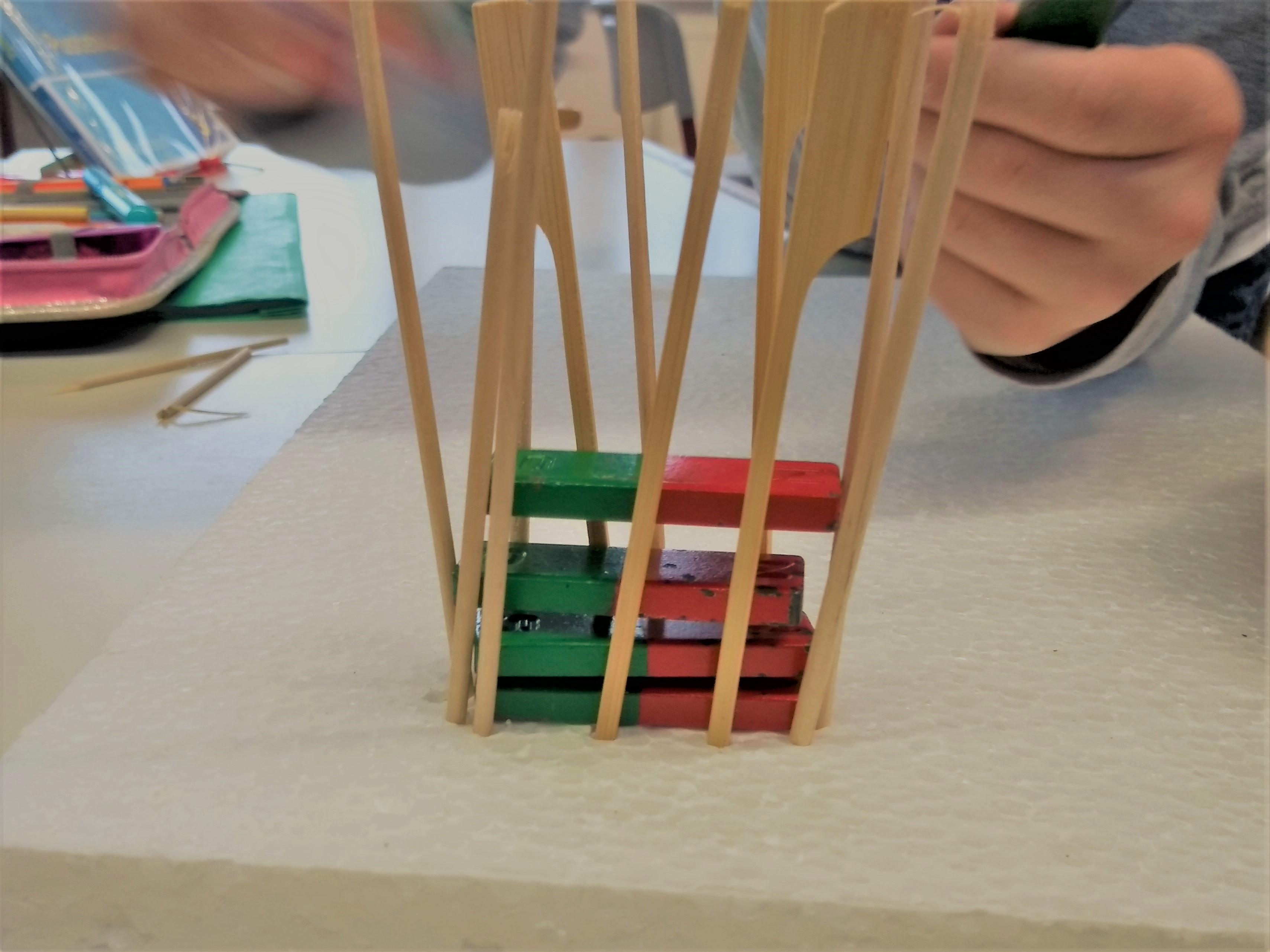 schwebende magneten | willy-schenk-schule